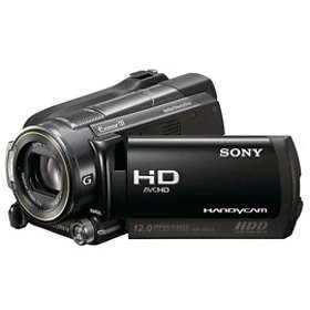 Sony Handycam HDR-XR520VE