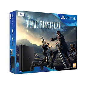 Sony PlayStation 4 Slim 1TB (inkl. Final Fantasy XV)