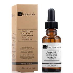 Dr Botanicals Cocoa Noir Time Reverse Facial Serum 30ml