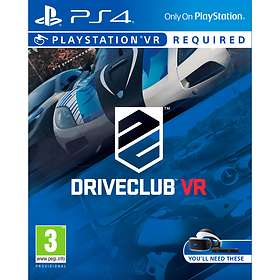 DriveClub (VR) (PS4)
