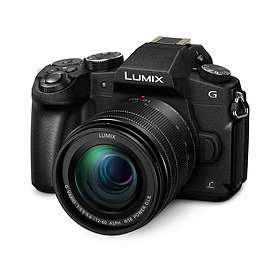Panasonic Lumix DMC-G80 + 12-60/3.5-5.6 OIS