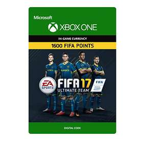 FIFA 17 - 1600 Points (Xbox One)