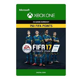 FIFA 17 - 750 Points (Xbox One)