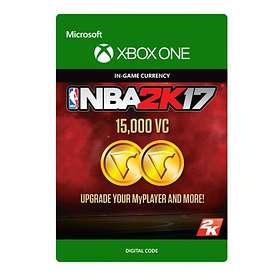 NBA 2K17 - 15.000 VC (Xbox One)