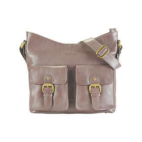 Barbour Slateford Leather Shoulder Bag