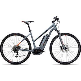 Cube Bikes Cross Hybrid ONE 400 Trapeze 2017