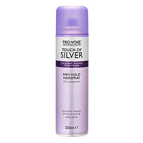 Pro:Voke Touch Of Silver Ultra Firm Hairspray 250ml