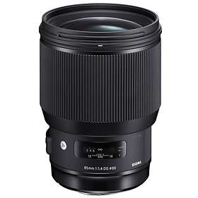 Sigma 85/1.4 DG HSM Art for Nikon