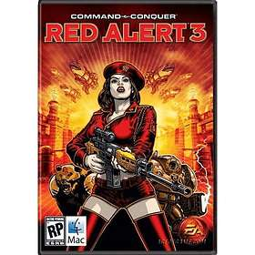 Command & Conquer: Red Alert 3 (Mac)