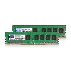 GoodRAM DDR4 2133MHz 2x4GB (GR2133D464L15S/8GDC)