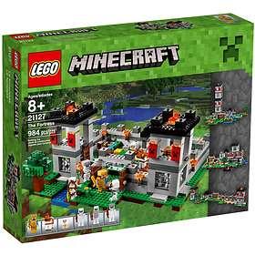 LEGO Minecraft 21127 Borgen