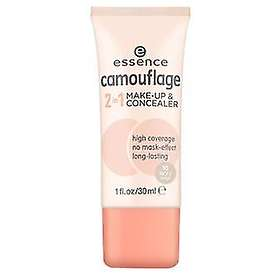 Essence Camouflage 2in1 Make Up & Concealer 30ml