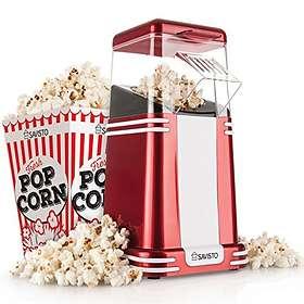 Savisto Vintage Style Popcorn Maker