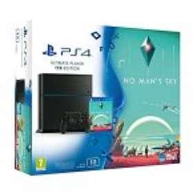 Sony PlayStation 4 1To (+ No Man's Sky)