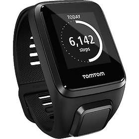 TomTom Spark 3 Cardio + Music + BT Headphones