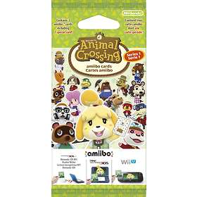 Nintendo Amiibo - Animal Crossing Cards - Series 1