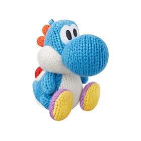Nintendo Amiibo - Light Blue Yarn Yoshi
