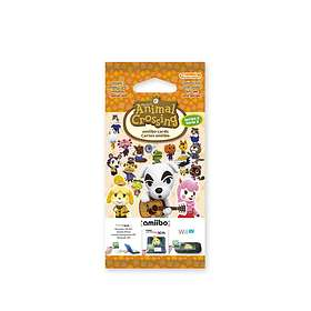 Nintendo Amiibo - Animal Crossing Cards - Series 2