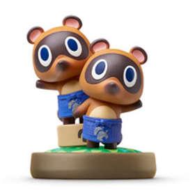 Nintendo Amiibo - Timmy & Tommy