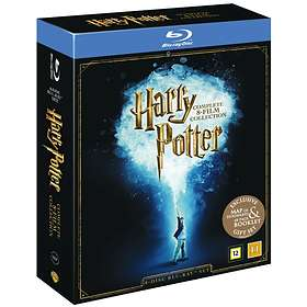 Harry Potter - Complete 8 Film Collection Gift Set