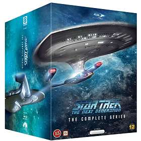 Star Trek: The Next Generation - Complete Box
