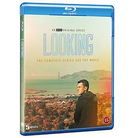 Looking: The Movie + Looking - Sesong 1-2