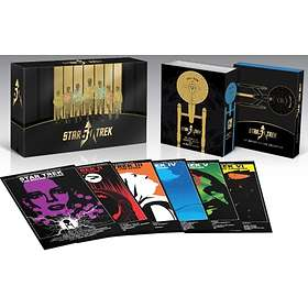 Star Trek - 50th Anniversary Box
