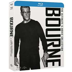 Bourne - The Ultimate 5-Movie Collection