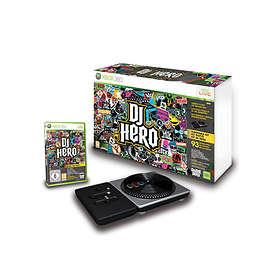 DJ Hero (inkl. Turntable) (Xbox 360)