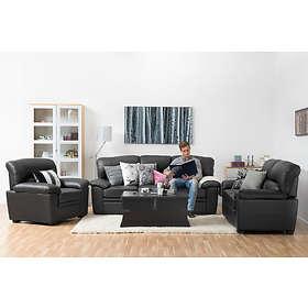 Furniturebox Sigge (3-sits + 2-sits + Lenestol)