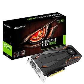Gigabyte GeForce GTX 1080 Turbo OC HDMI 3xDP 8Go
