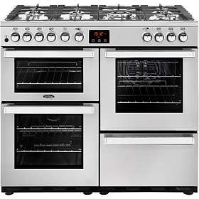 Belling Cookcentre 100DF (Stainless Steel)