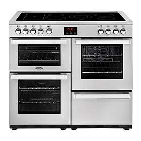 Belling Cookcentre 100E (Stainless Steel)