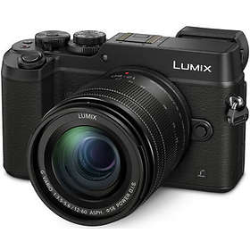 Panasonic Lumix DMC-GX8 + 12-60/3.5-5.6 OIS