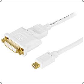 Deltaco HDMI - HDMI  M-M Adapter