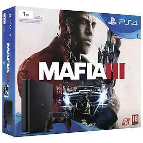 Sony PlayStation 4 Slim 1TB (inkl. Mafia III)
