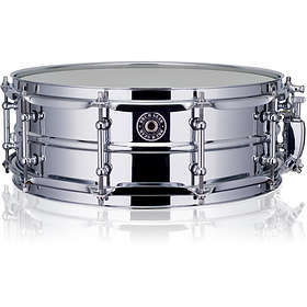 "Drum Gear SnareWorks Steel MKII Snare 14""x5"""
