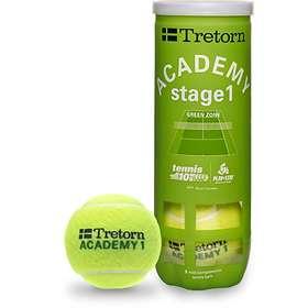 Tretorn Academy Green (30 baller)