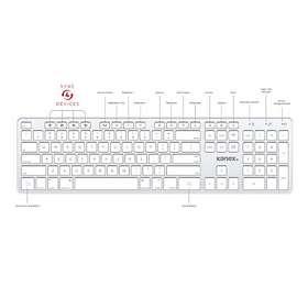 Kanex MultiSync Mac Keyboard (SV)