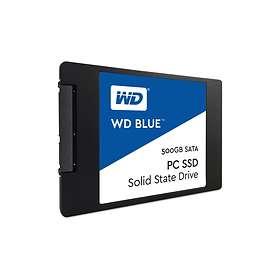 """WD Blue PC SSD 2.5"""" SATA III 500GB"""