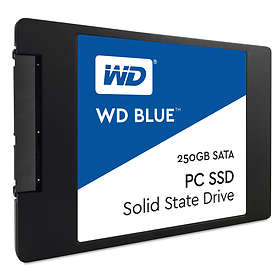 "WD Blue PC SSD 2.5"" SATA III 250GB"