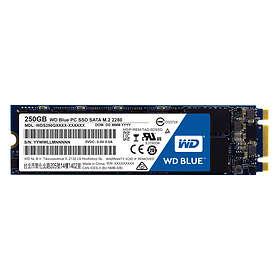 WD Blue PC SSD M.2 SATA III 250GB