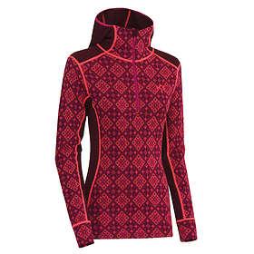 Kari Traa Rose Hood LS Shirt W/Zip (Dam)
