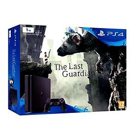 Sony PlayStation 4 Slim 1To (+ The Last Guardian)