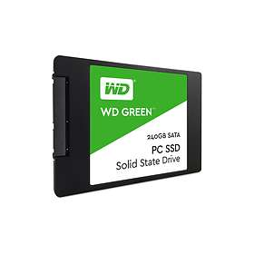"WD Green PC SSD 2.5"" SATA III 240GB"