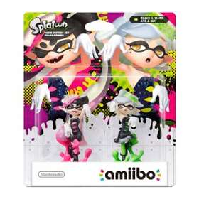 Nintendo Amiibo - Callie/Marie - 2 Pack