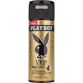 Playboy Vip Skin Touch Deo Spray 150ml
