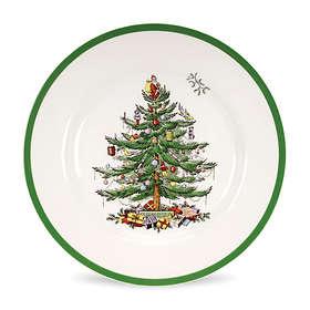 Spode Christmas Tree Tallrik Ø27cm