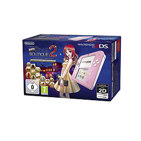 Nintendo New 2DS (incl. New Style Boutique 2 & Coverplate)