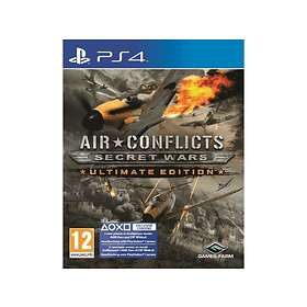 d19833e92f6f Find the best price on Air Conflicts  Secret Wars - Ultimate Edition (PS4)